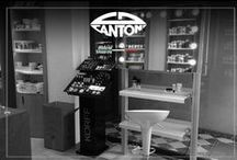 Lighted makeup station needed for... / Cantoni is a makeup stations supplier which offers effective, targeted solutions for the various types of professionals involved in the world of beauty. Solutions that have been conceived and researched in the field, manufactured based on experience, the main features of which include the I-light lighting system, practicality of use and flexibility. Cantoni shares all of its creativity, transforming it into an advice service that makes all the difference.