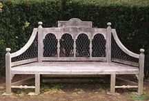 # Ławki ogrodowe | garden benches #