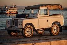 Land Rover / Go Anywhere.