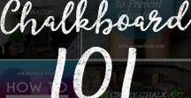 Chalkboard 101