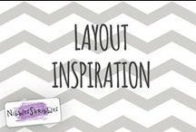 Layout Inspiration by Nibbles Skribbles / All layouts on this board were scrapped by Mandak aka Nibbles Skribbles - Designers and Kits vary!  / by Nibbles Skribbles