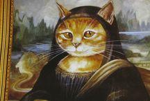 G-cats / expresar mi amor y profunda admiración por estas enigmáticas, ágiles y extremas criaturas.