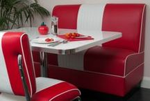 Cola Red Inspiration / Inspire you for your living space when you buy Cola Red furniture