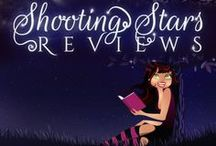 Shooting Stars Reviews / Books read and reviewed by Shooting Stars Reviews.