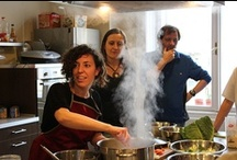 Budapest / Lesson of pisan cuisine and culture in Budapest.