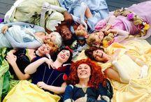 My Wonderful World of Disney / by Andi Fredricks