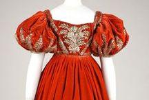 Costume 1820-1830