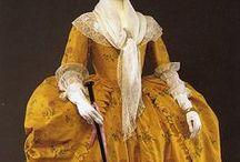 Costume 1780-1790