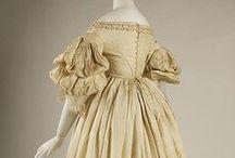 Costume 1830-1840