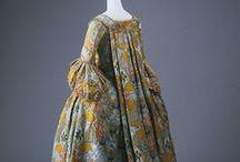 Costume 1760-1770