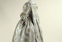 Costume 1750-1760