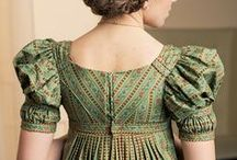 Costume 1810-1820
