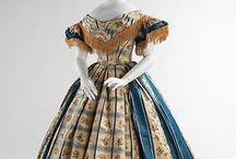 Costume 1850-1860