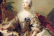 Costume 1720-1730