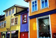 Stavanger, Norway / My home city of Stavanger
