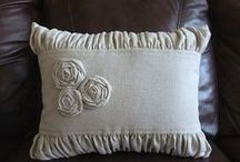 pillows..