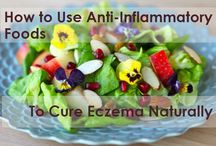Cure Eczema Properly & Naturally / Healing eczema from the inside out with natural foods and products. All inflammation starts on the inside, the skin is just reflection of internal health. Using drugs to suppress inflammation will make it worse and prevent any kind of healing. All healing starts from the inside.  steroid-induced-eczema.tumblr.com