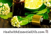 Essential Oil Healing