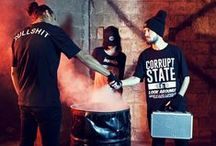 CORRUPT STATE COLLECTION / Capsule Collection - July 2014.