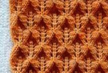 Knitting / Pletení, vzory, návody