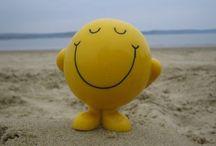 Smile it suits you! / Smile it suits you! Smiley lover! Be happy everyday!
