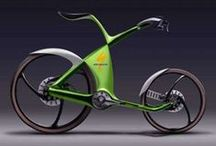 * Car & Bicycle in Future