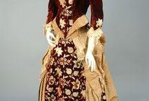 Costume 1870-1880