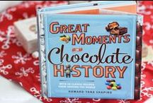 HOLIDAY GIVEAWAY! AMERICAN HERITAGE® Chocolate Prize Packs / 'Tis the Season to treat YOURSELF!  In the spirit of giving, we're having a holiday giveaway of AMERICAN HERITAGE® Chocolate prize packs including goodies galore and copies of our sweet book, Great Moments in Chocolate History!!! To enter to win, follow this Holiday Giveaway board.  We've pinned loads of entry opportunities from our favorite bloggers around the country.  Good luck and Happy Holidays from all of us at AMERICAN HERITAGE® Chocolate! / by American Heritage Chocolate