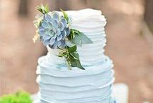 WEDDING CAKES / Follow this board for unforgettable wedding cake ideas.