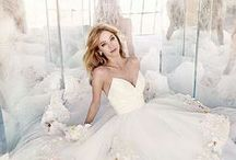 WEDDING DRESSES / A bride can dream!