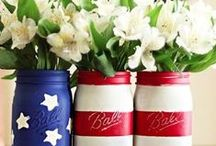 FOURTH OF JULY / For the land of the free, and the home of the brave.