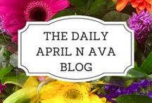 The Daily April N Ava Blog / This blog was created to share motherhood advice, and tips, cruelty free and vegan product reviews, home school activities, and to share family friendly events and attractions.