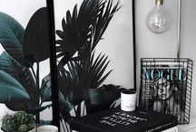 Decor / Different ideas, moods and inspiration for spicing up your home