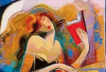 Book Nook / by Mary Jane Gearhart