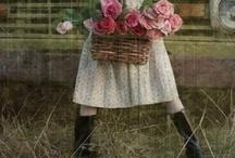 Farm Girl At Heart