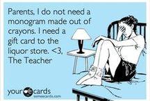 School- The life of a teacher