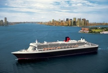 Queen Mary 2 / Queen Mary 2 is the most magnificent ocean liner ever built. Renowned for her transatlantic crossing, she seamlessly combines impeccable service, luxurious accommodation and exquisite dining with modern innovations.