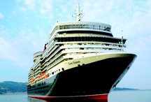 Queen Elizabeth / Queen Elizabeth is our newest luxury ocean liner, named in October 2010 by Her Majesty the Queen. Recalling the rich heritage of the first Cunarder to bear the name, her elegance echoes that legendary age and enhances her modern allure.