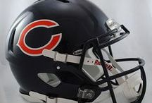 Chicago Bears / Chicago Staleys / Decatur Staleys / by Paul Greene