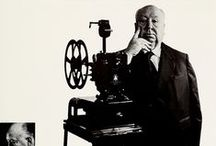 Alfred Hitchcock & Movies / by Paul Greene