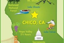 We Love Chico / Why we love living and working in Chico Ca.