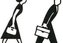 LOGOS, SIGNES ET PICTOGRAMMES / pictogrammes, logotypes commerciaux, images de marques.