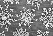 Zima a Vianoce / Vianočné a zimné návody a nápady na handmade