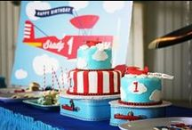 Airline Plane Party Theme