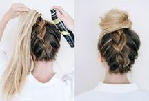 Hair... / Hair tutorials and style inspiration