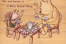 From the 100 Acre Woods