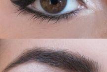 Maquiagens / Dicas de olho