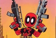 The Deadpool Universe / Anything and everything Deadpool.