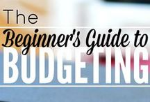 Budgeting / Helpful tips and techniques about how to budget. #printables #worksheets #daveramsey #mealprep #mealplan #planning #monthlybudget