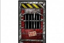 Adesivos de Porta / Adesivos decorativos para portas.